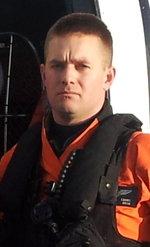 Lt. Lance Leone, in Sitka