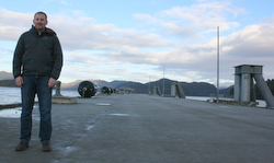 Sitka dock to get first regular visits in 2013