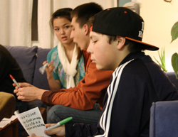 Sitka youth choose respect