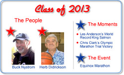 Didrickson named to Alaska Sports Hall of Fame