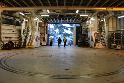Kennicott delayed 48 hours for elevator repair
