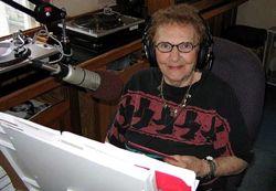 Freda Aron 1915-2013: Thanks for the Memory