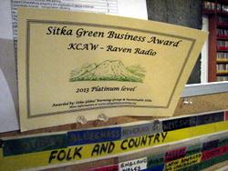 Award program makes it easier to be green