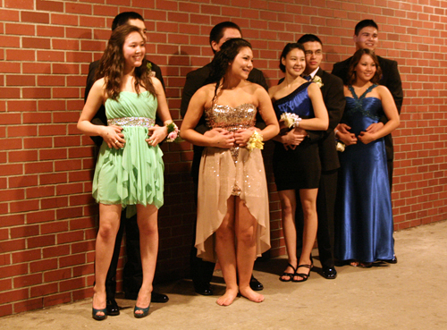 Mt Edgecumbe Students Get Primped For Prom Kcaw