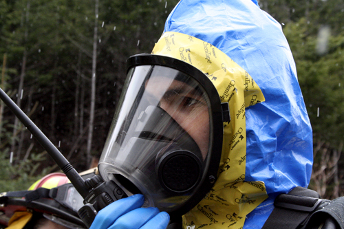 Sitka drill combines local, military response