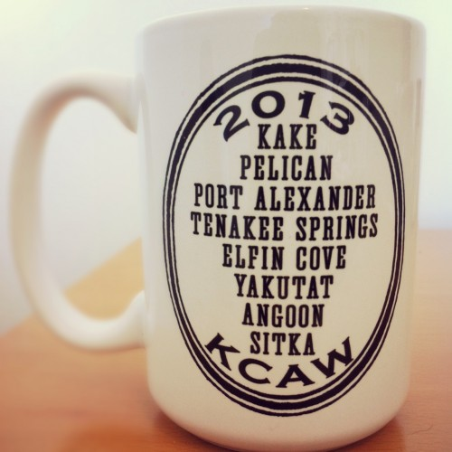 2013 Spring Drive Mug Back