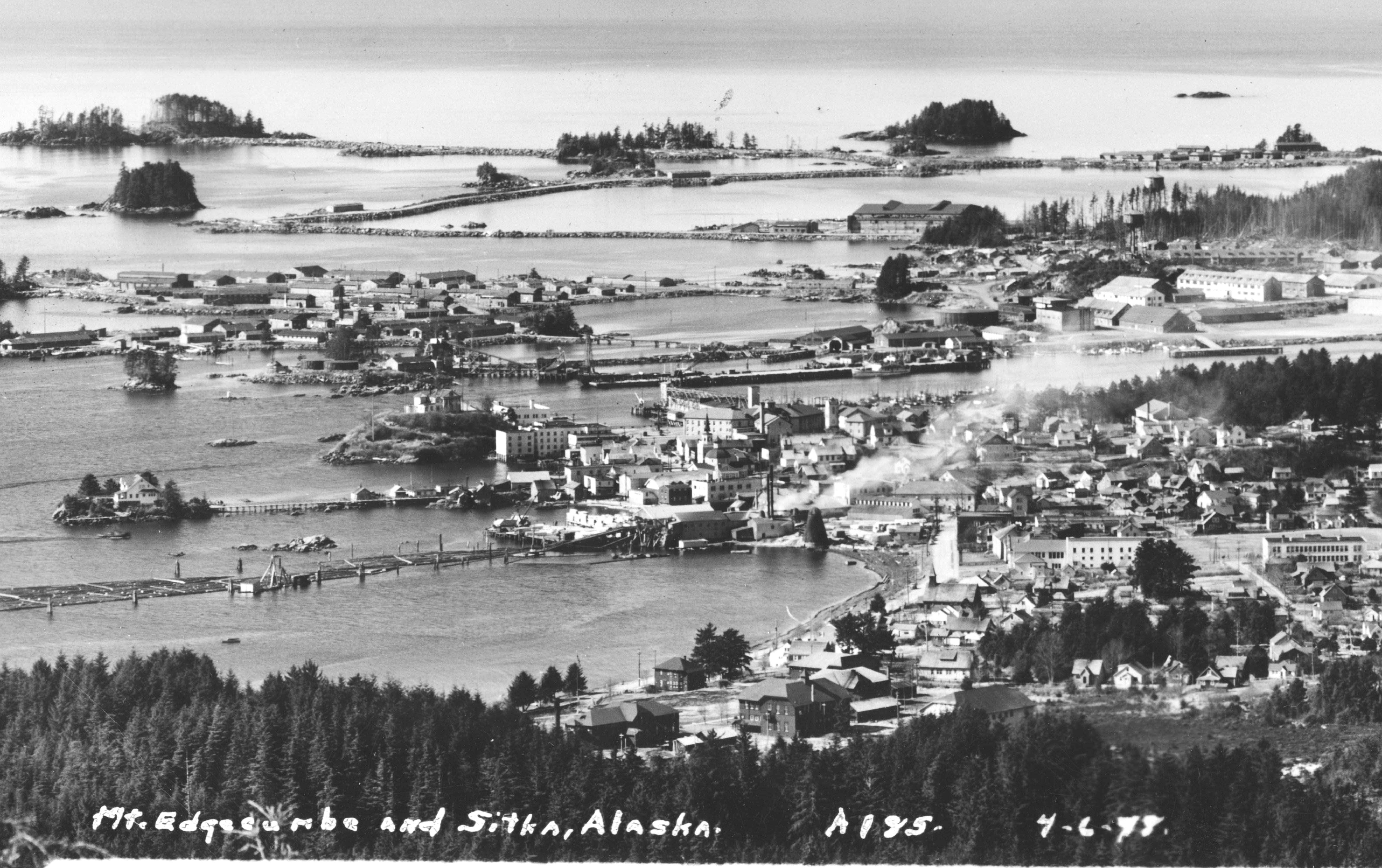 Listen now: Historic Sitka in Stories