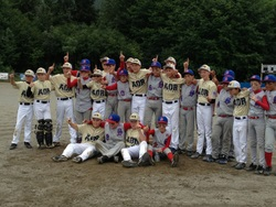 Anchorage beats Sitka for state little league title