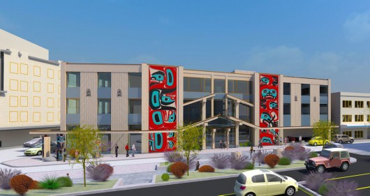 Walter Soboleff Center closer to construction