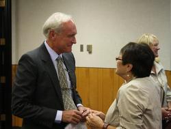Assembly picks Gorman for administrator job