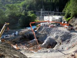 Electric rate hike will help pay for Blue Lake dam