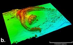 Marine geologist finds fish habitat, beauty in 'benthic mapping'