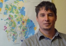 Sitka Conservation Society Executive Director Andrew Thoms.