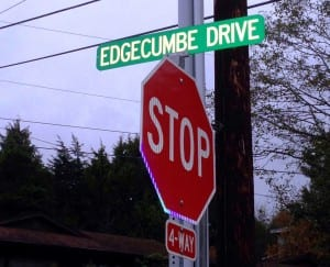 Sitka's Edgecumbe Drive is slated for repairs. The Sitka Assembly OK'd funding this week.