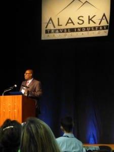 Lenwood Sloan, ATIA conference keynote speaker.