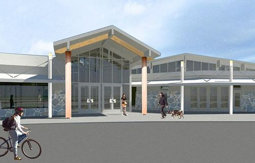 Sitkans on Monday thought the proposal for new entryways were more suited to Anchorage than Sitka.