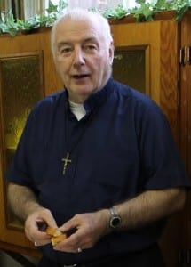 Fr. James Blaney served in parishes and missions across Southeast Alaska, including Klawock, Haines, Skagway, Petersburg, Wrangell, and Sitka. (Photo courtesy of Fr. Thomas Weise)