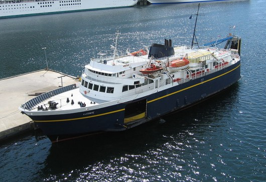 Update: Ferry LeConte ready to sail