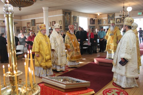 The unlikely path of Alaska's new Orthodox bishop
