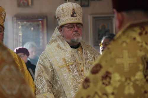 Orthodox Bishop of Alaska installed in Sitka