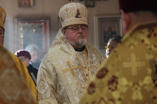 Orthodox Bishop of Alaska installed in Sitka