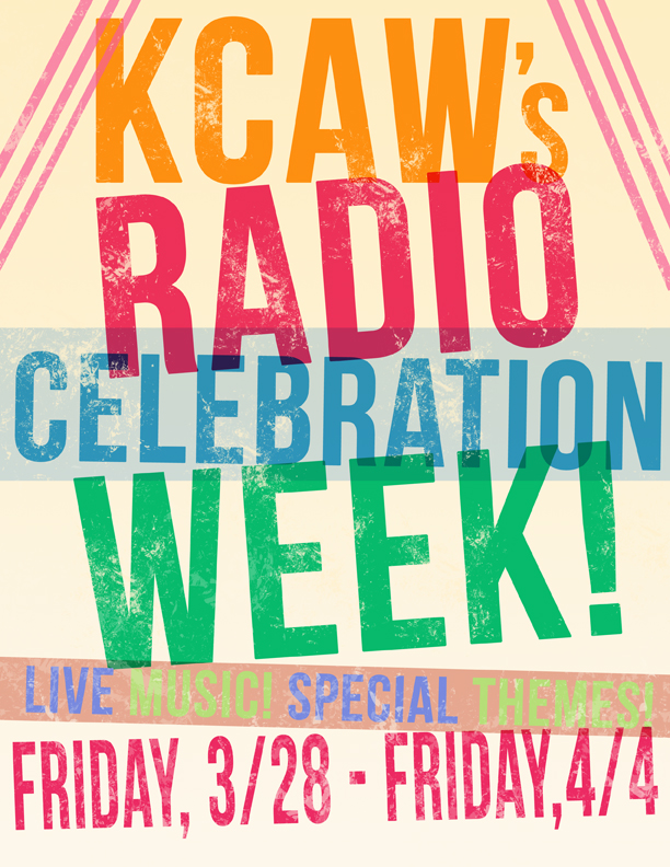 Radio Celebration Week!