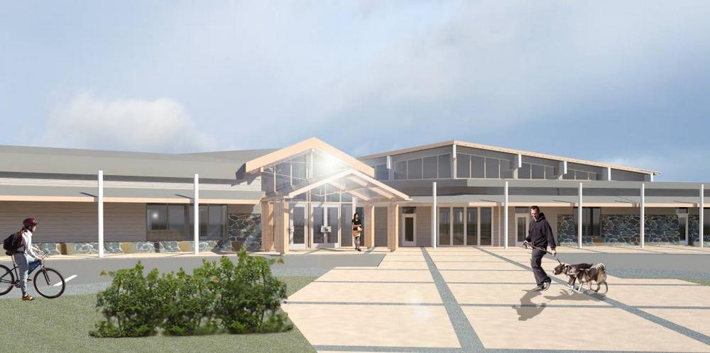 Assembly approves Centennial Hall design