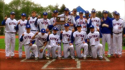 Sitka takes state baseball crown