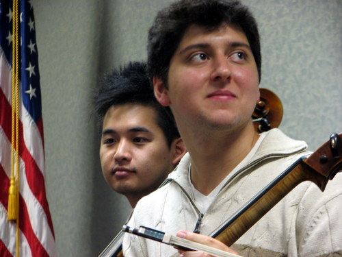 Sitka's Cello Seminar brings music to the people