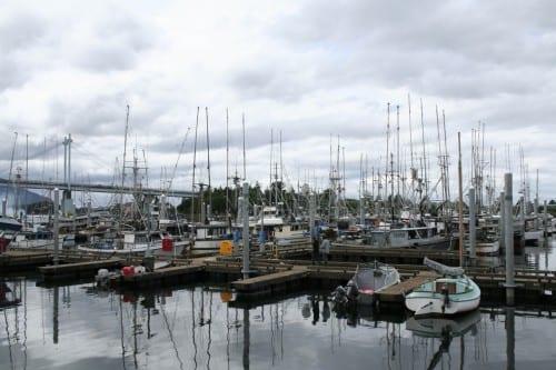The newly-rebuilt ANB Harbor (KCAW photo/Greta Mart)