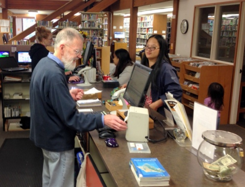 Sitka library catalog added to statewide consortium