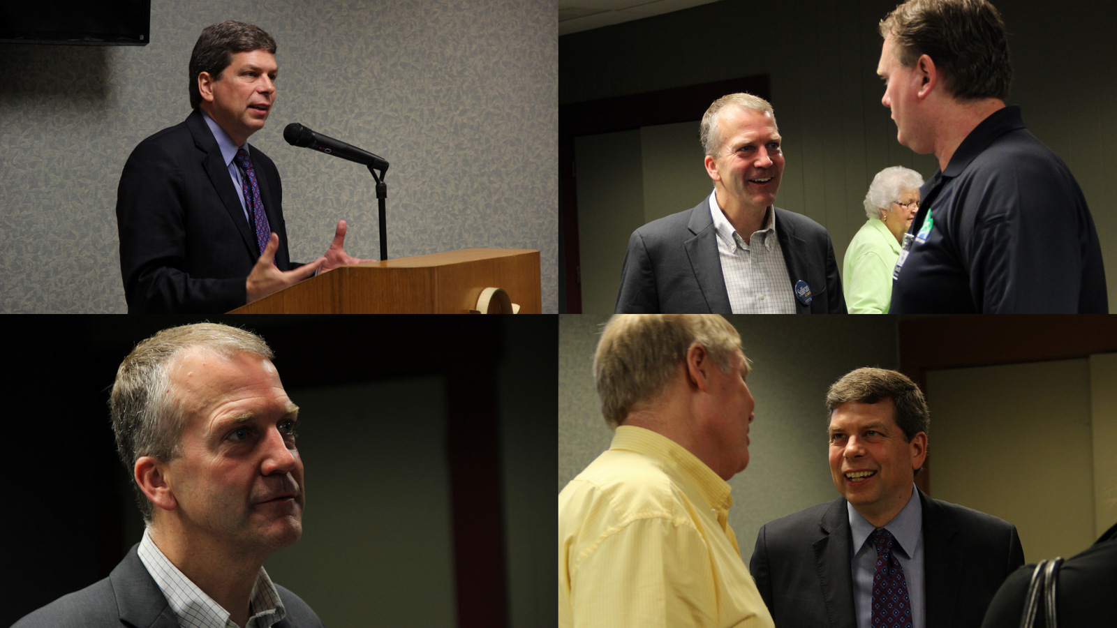 On the issues: Begich vs. Sullivan in Sitka