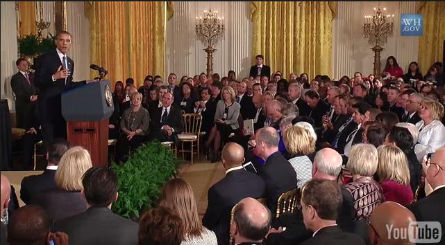 Obama highlights Sitka Schools on technology
