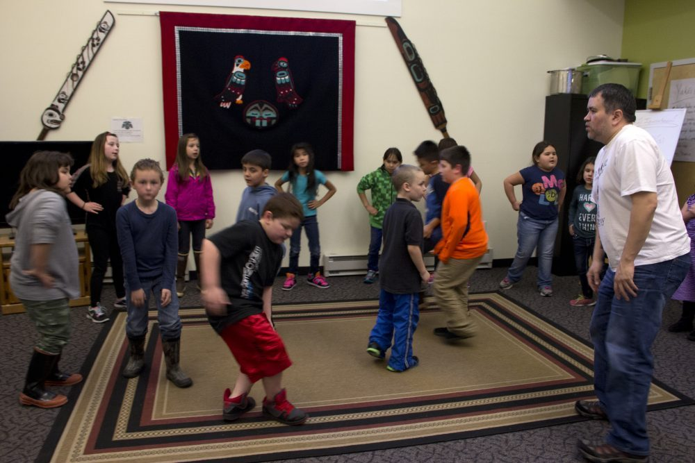 Advocates speak out for continued cultural education in Sitka