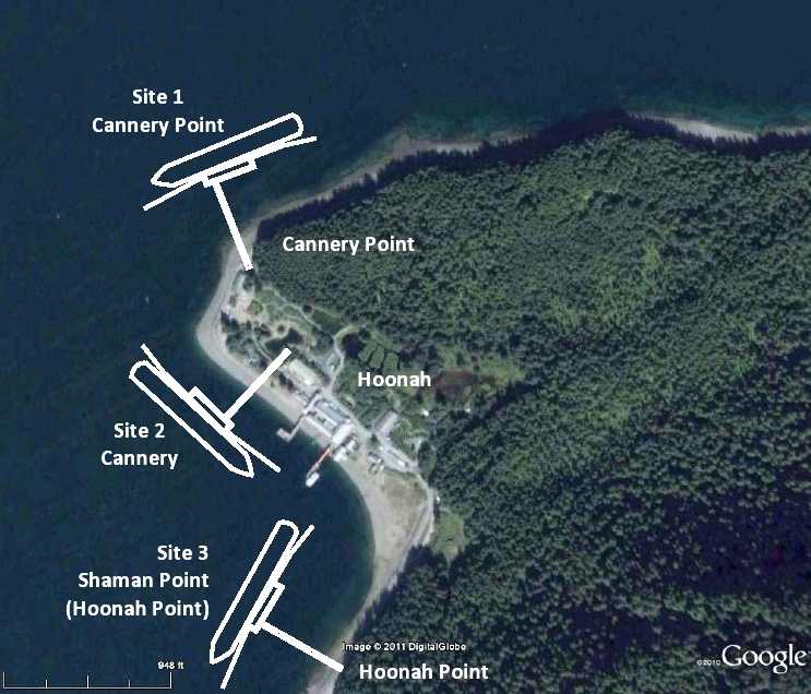 Icy Strait Point Alaska Map.New Hoonah Dock Could Boost Tourism Numbers Kcaw