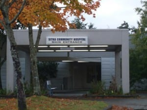 Sitka Community Hospital. (Photo courtesy of the Sitka Community Hospital Foundation)