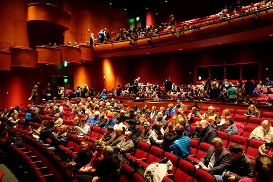 Arts advocates defend Sitka's PAC – just in case