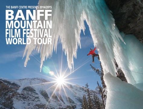 Mountain film festival stops in Sitka