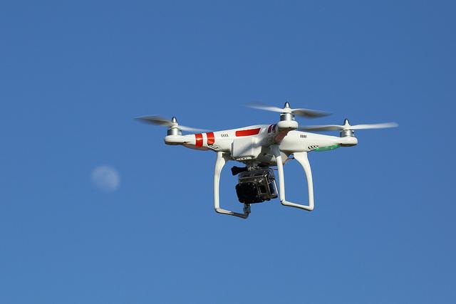 Drones don't fly at Alaska's Board of Fish