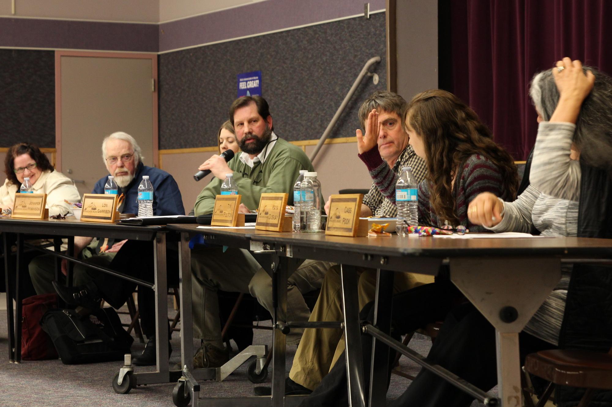 School Board postpones final budget vote after city protests