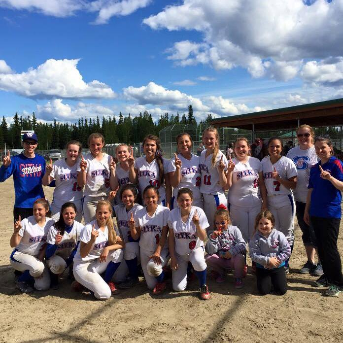 Lady Wolves triumphant in state softball championships