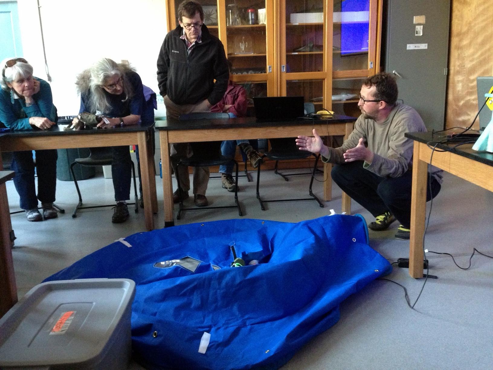 State, Smithsonian field test deadly D.vex 'motel'