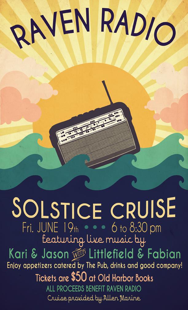 Raven Radio Solstice Cruise!