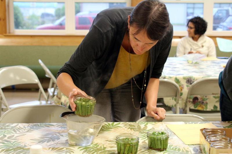 Food as Medicine: 5-week Sitka Kitch class begins