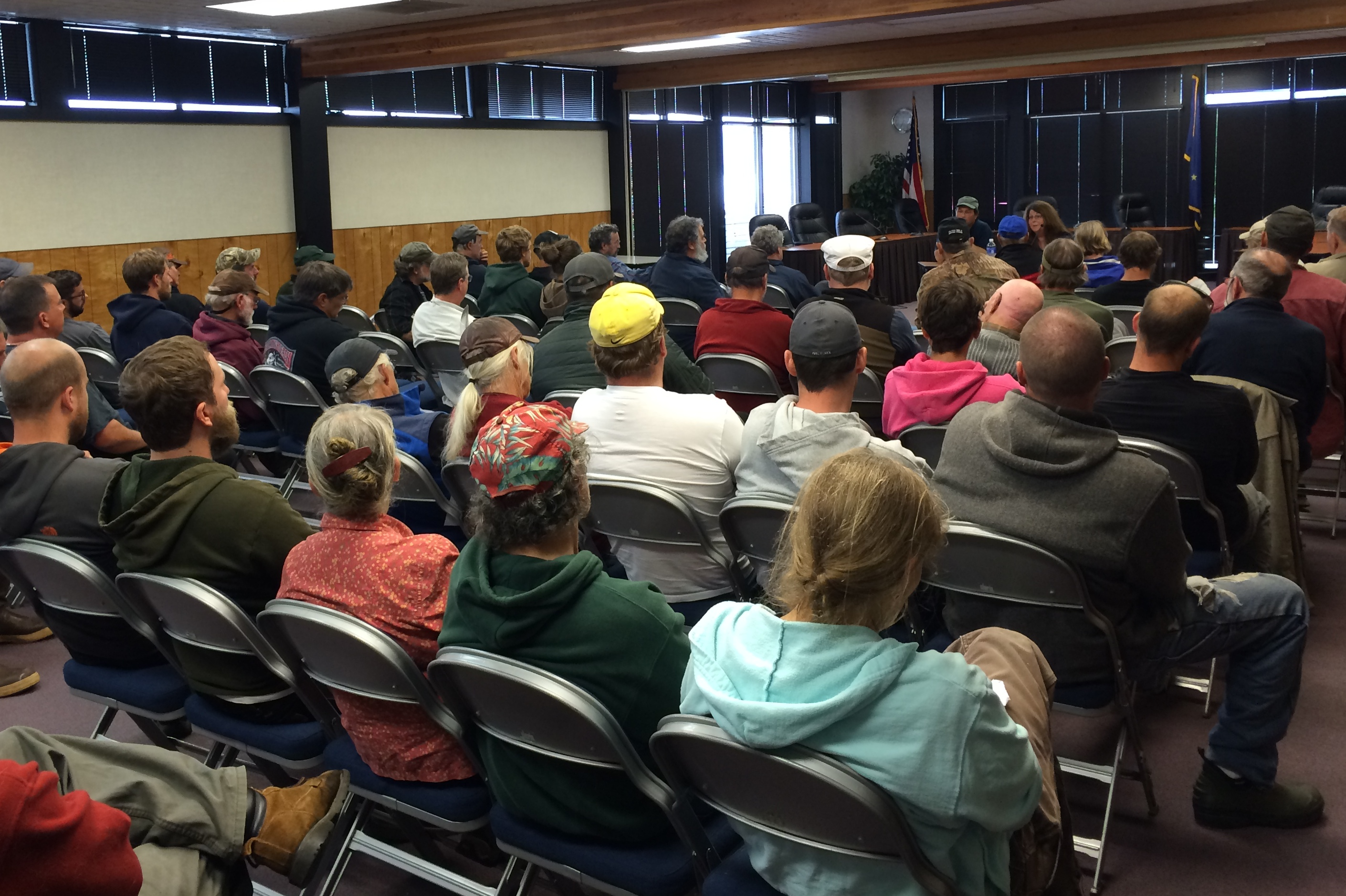 Southeast trollers frustrated with low king salmon quota