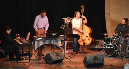 Jazz workshop takes inspiration from Native music