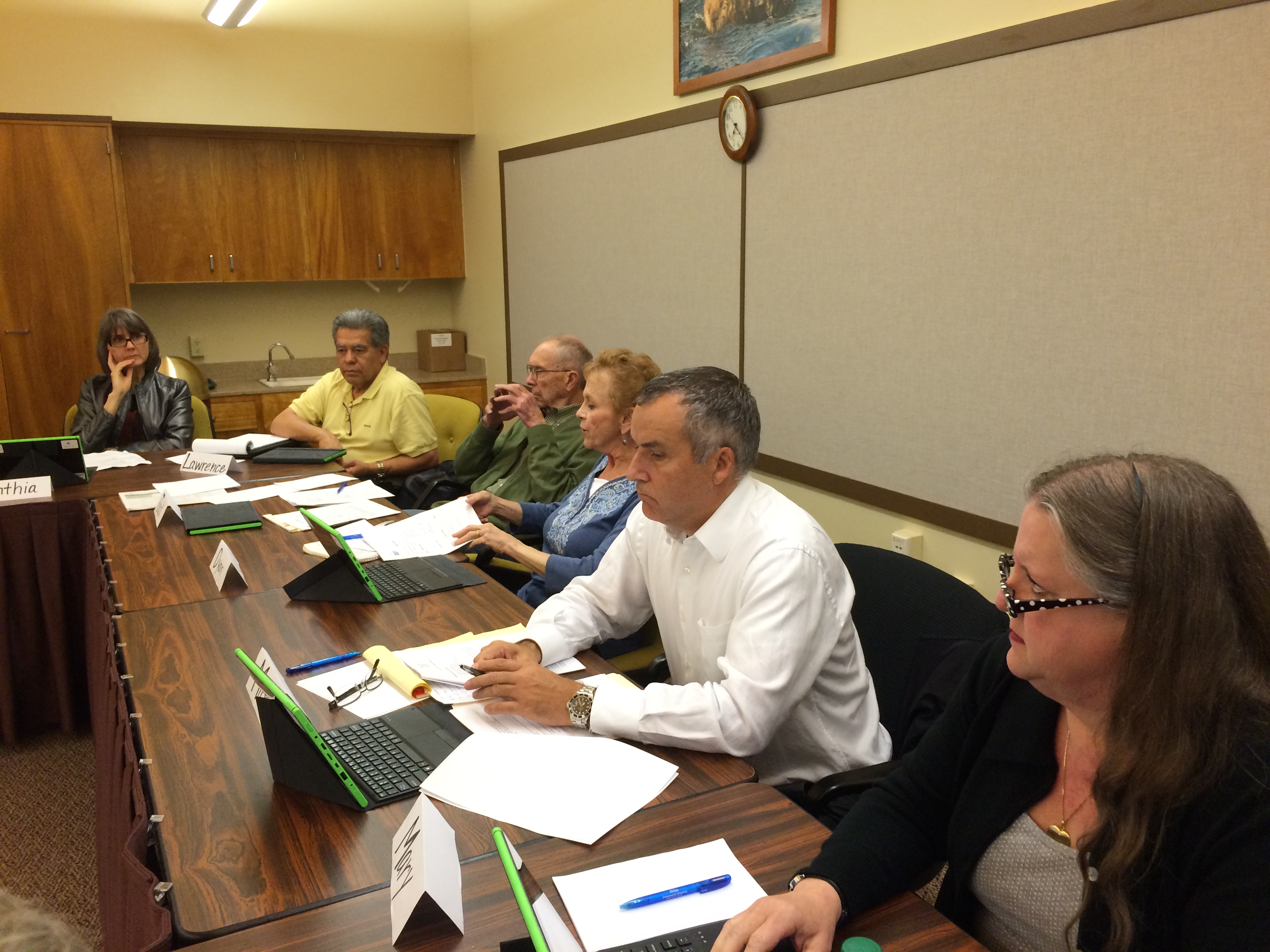 With six months on the clock, citizens' task force gets to work