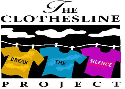 UAS Attends College Fair and Co-Hosts Clothesline Project