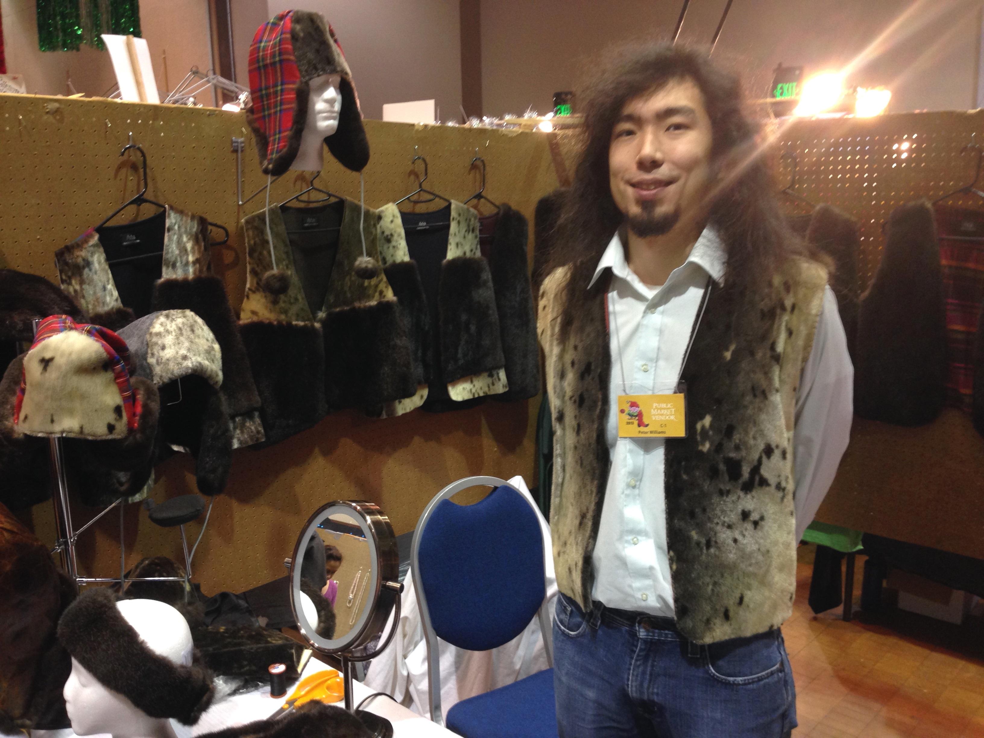 Skin artist chosen for Native arts residency