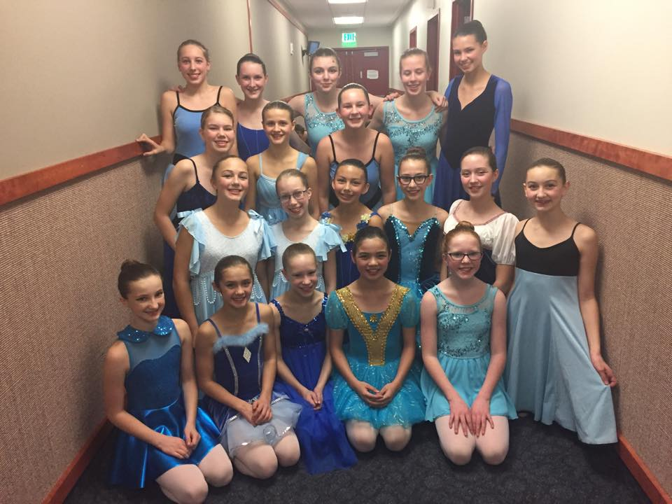 Sitka dancers ready for sweet 'Nutcracker' shows